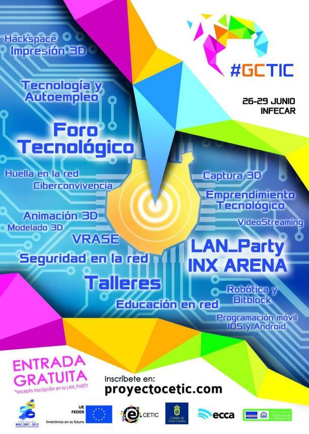 Foro de Nuevas Tecnologías de la Información y la Comunicación - #GCTIC