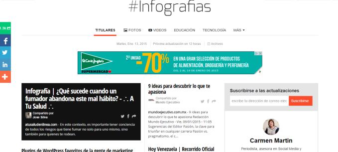 Periodico Infografías