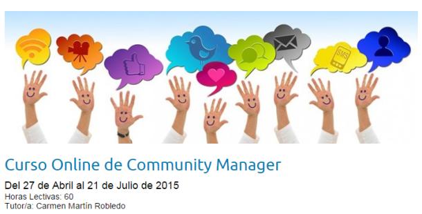 Cabecera Curso Community Manager